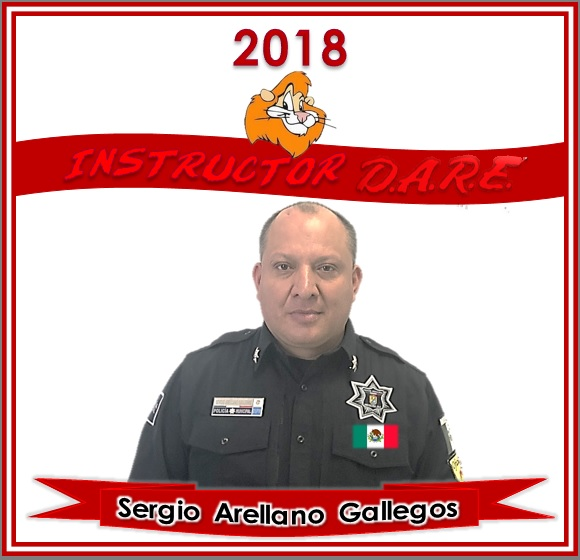 Mexico DARE del Año 2018