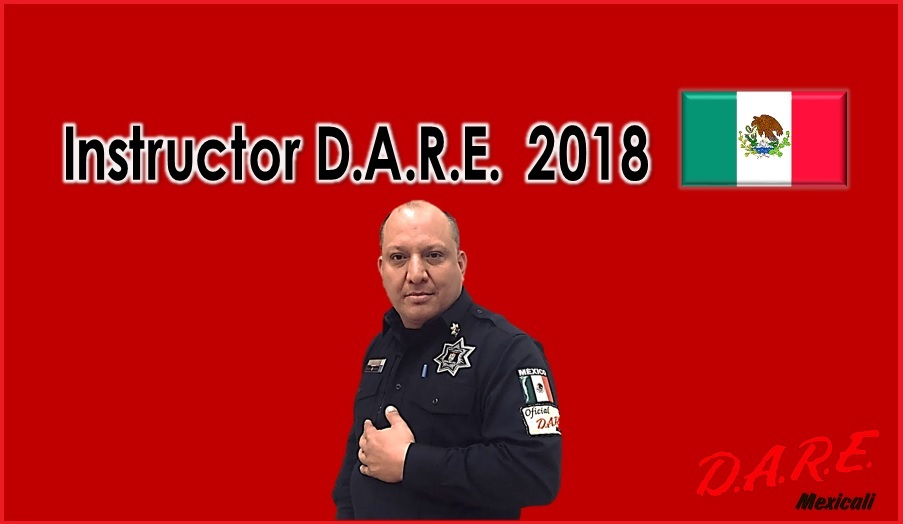 Instructor D.A.R.E. 2018