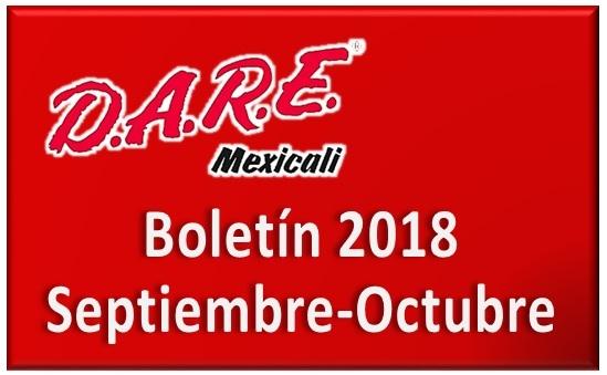 📰 Boletín DAREMexicali Sept. – Oct. 2018
