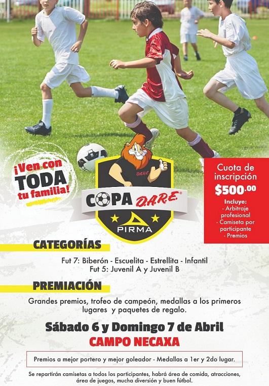 Poster Portal Copa DARE 2019