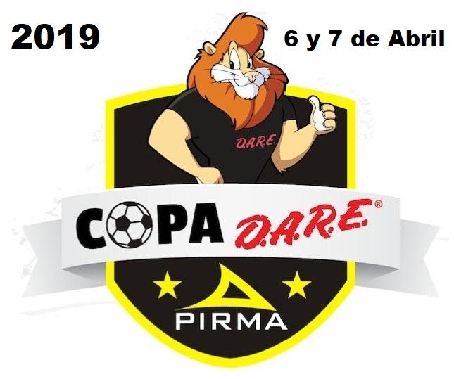 #CopaDARE 2019