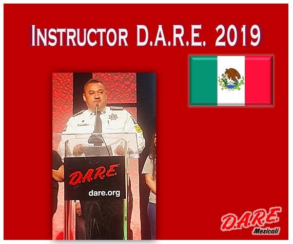 Instructor D.A.R.E. 2019
